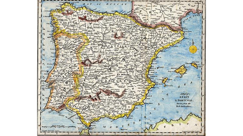 Geología en España