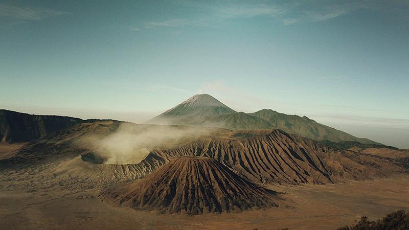 Los Volcanes Terrestres
