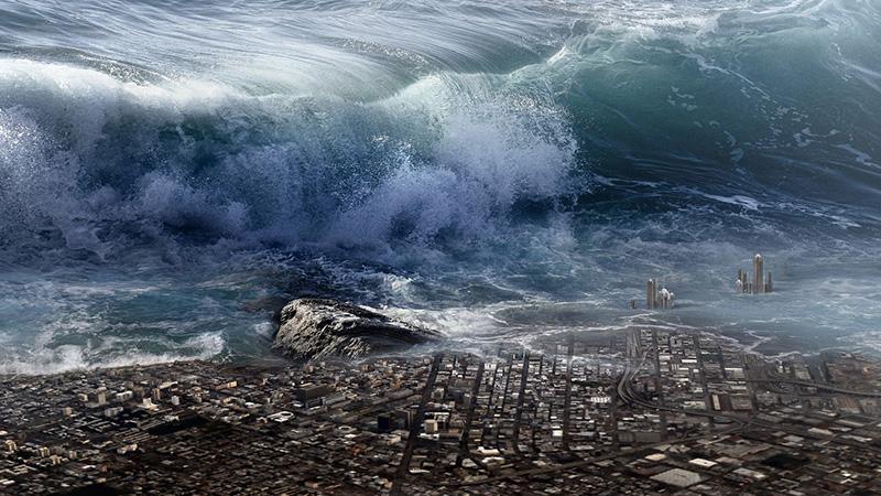Peligro REAL de un Tsunami en España.